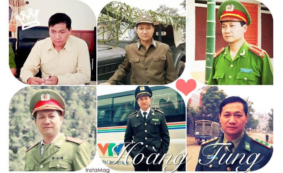 nguồn ! Facebook diễn viên Hoàng Tùng