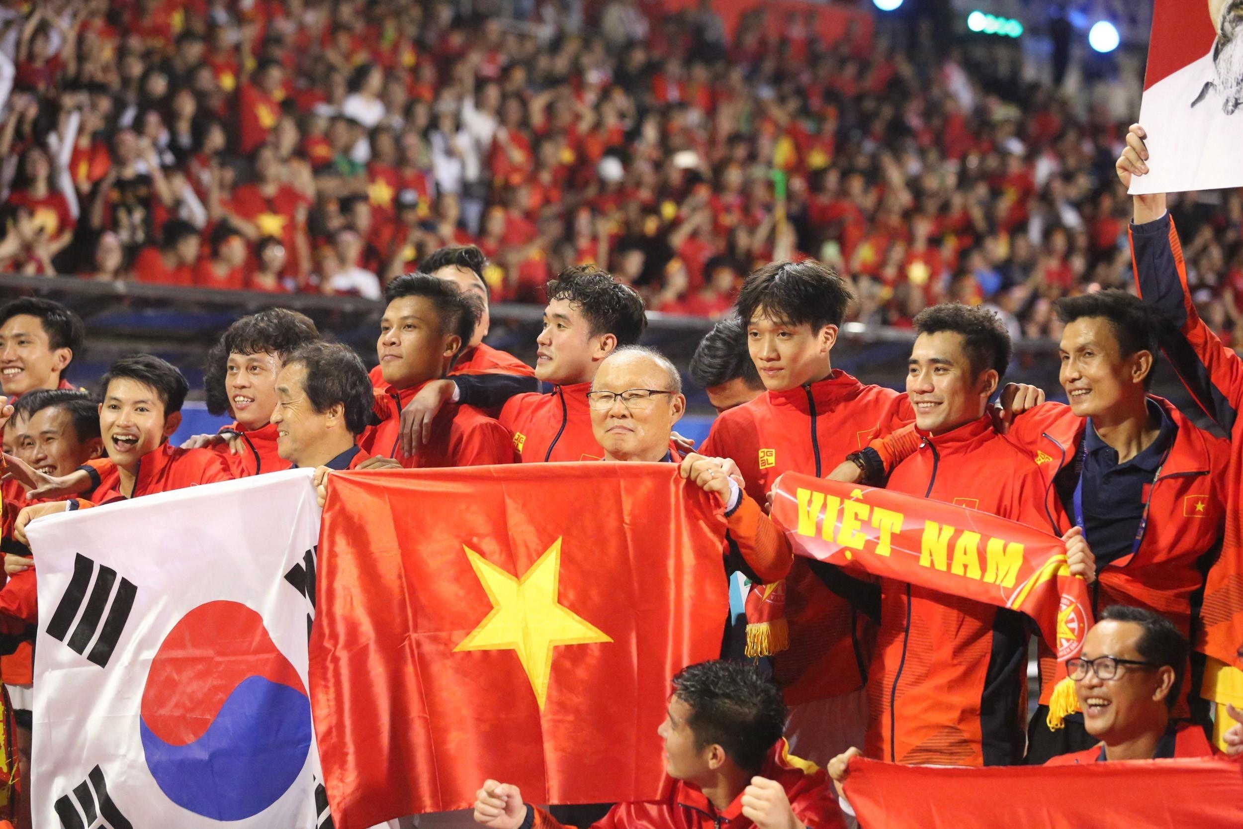 SEA Games 30: U22 Việt Nam giành HCV môn bóng đá nam