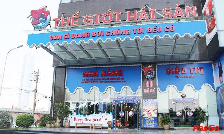 Ảnh: Nhà hàng Thế giới hải sản