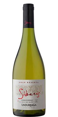 Rượu vang Sibaris Chardonnay Sauvignon. Grand Reserva