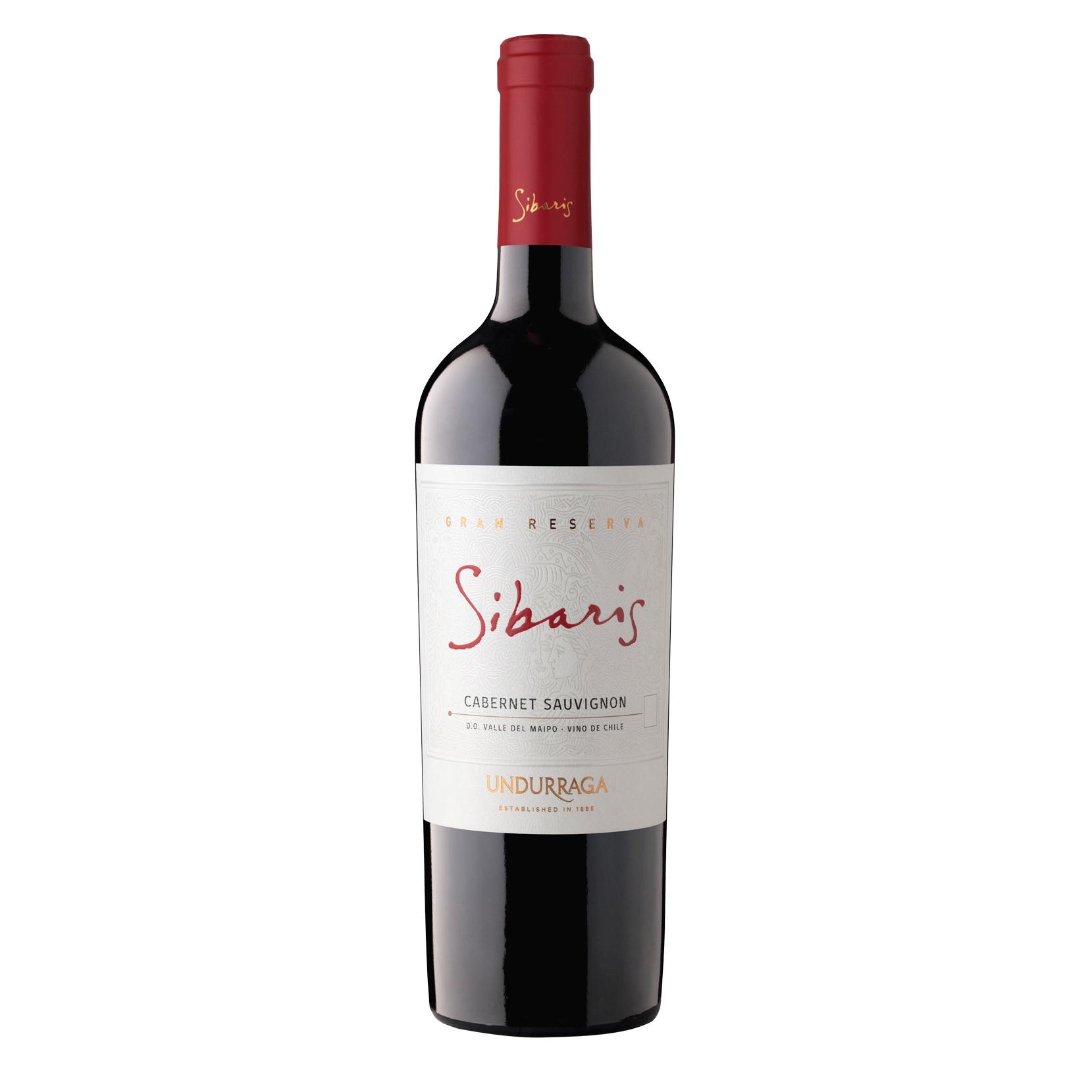 Rượu vang đỏ Sibaris Cabernet Sauvignon. Grand Reserva